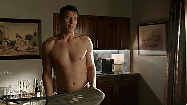 Wil Traval sexy shirtless scene May 22, 2021, 6am