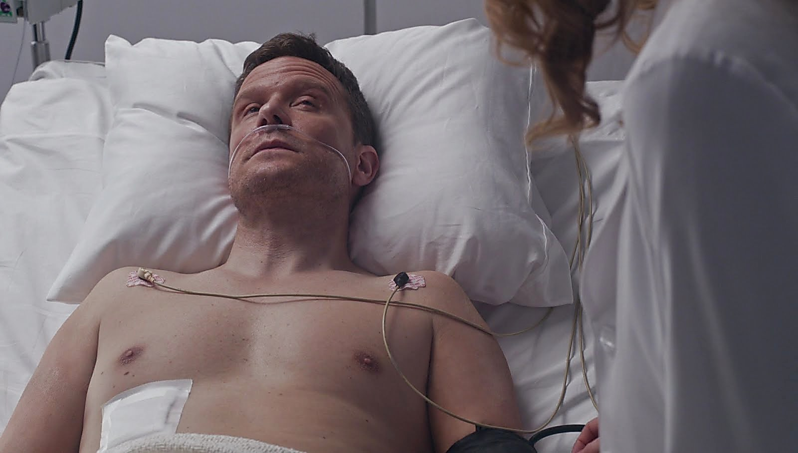 Will Chase sexy shirtless scene September 1, 2017, 5am