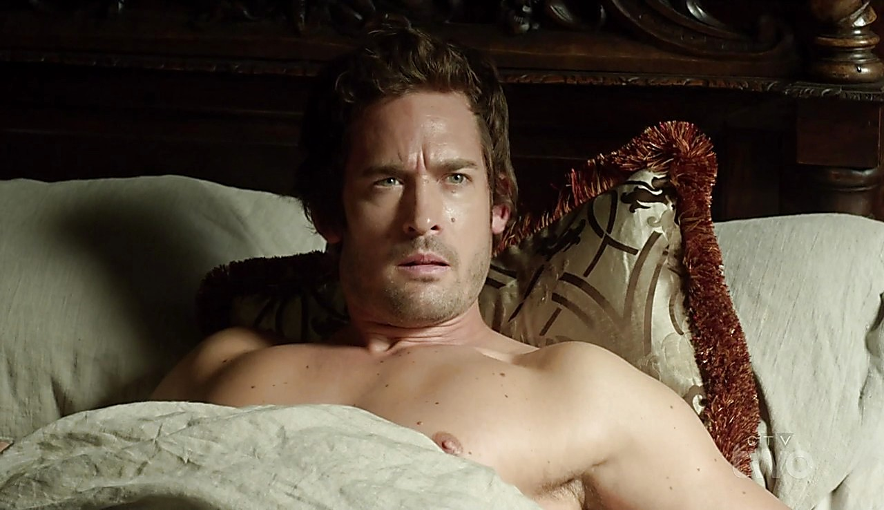 Will Kemp sexy shirtless scene March 17, 2017, 1pm
