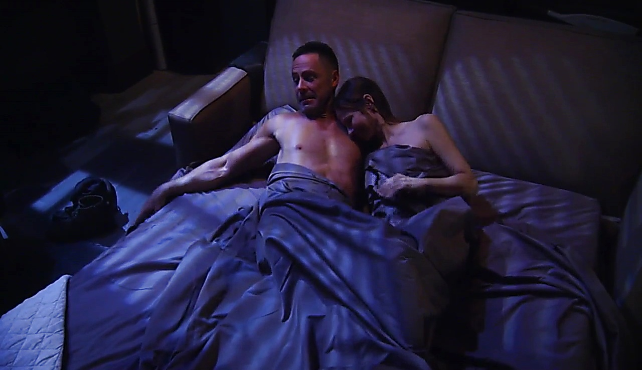 William Devry latest sexy shirtless scene March 27, 2018, 12pm