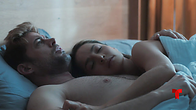 William Levy sexy shirtless scene July 10, 2021, 12pm