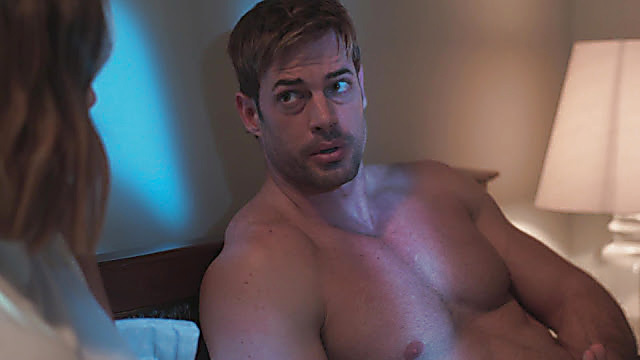 William Levy sexy shirtless scene August 15, 2021, 11am