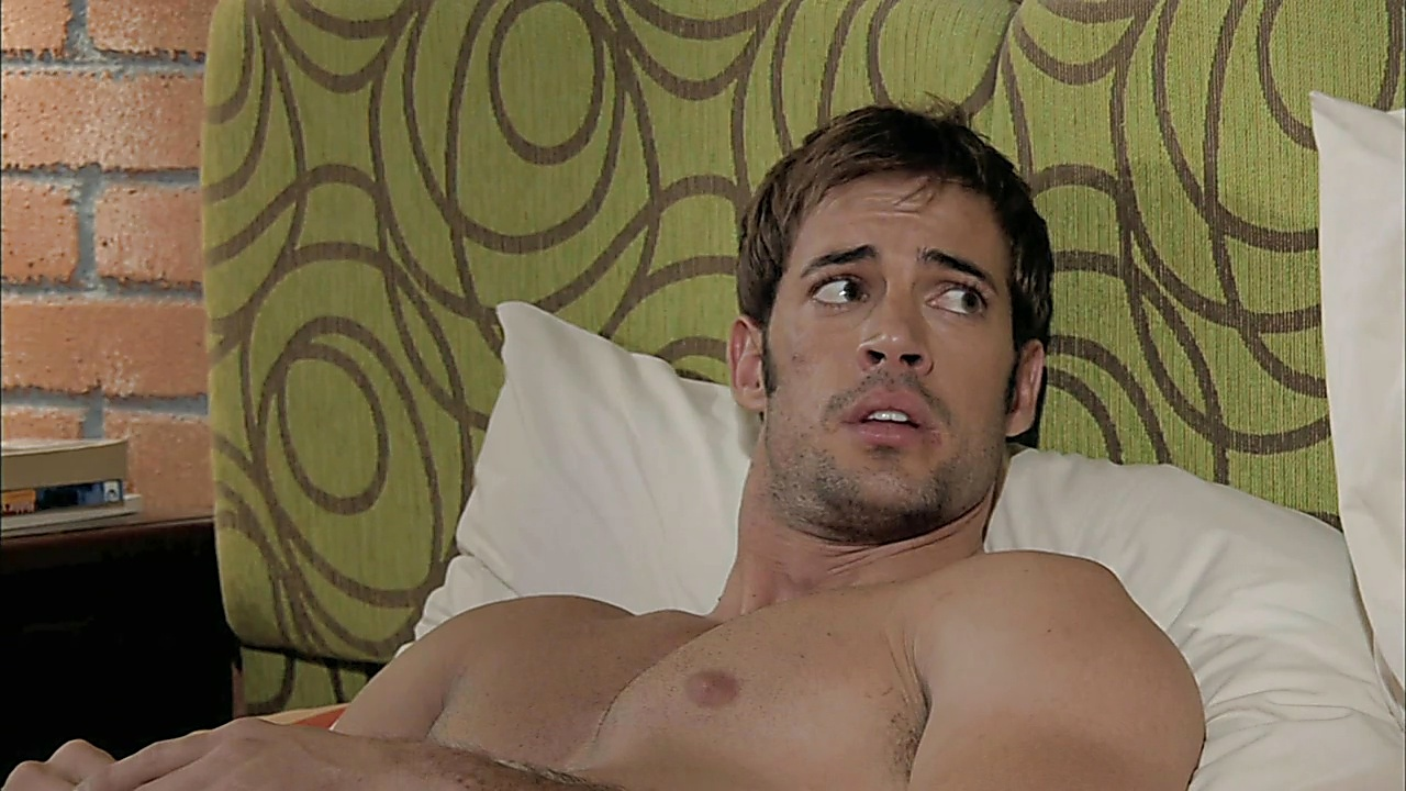William Levy sexy shirtless scene February 5, 2020, 6am