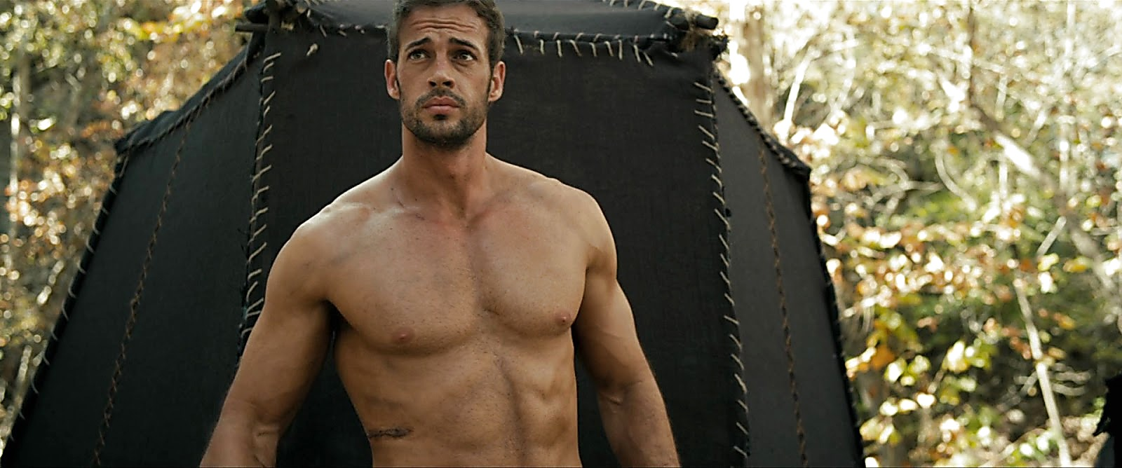 William Levy latest sexy shirtless scene May 19, 2017, 11am