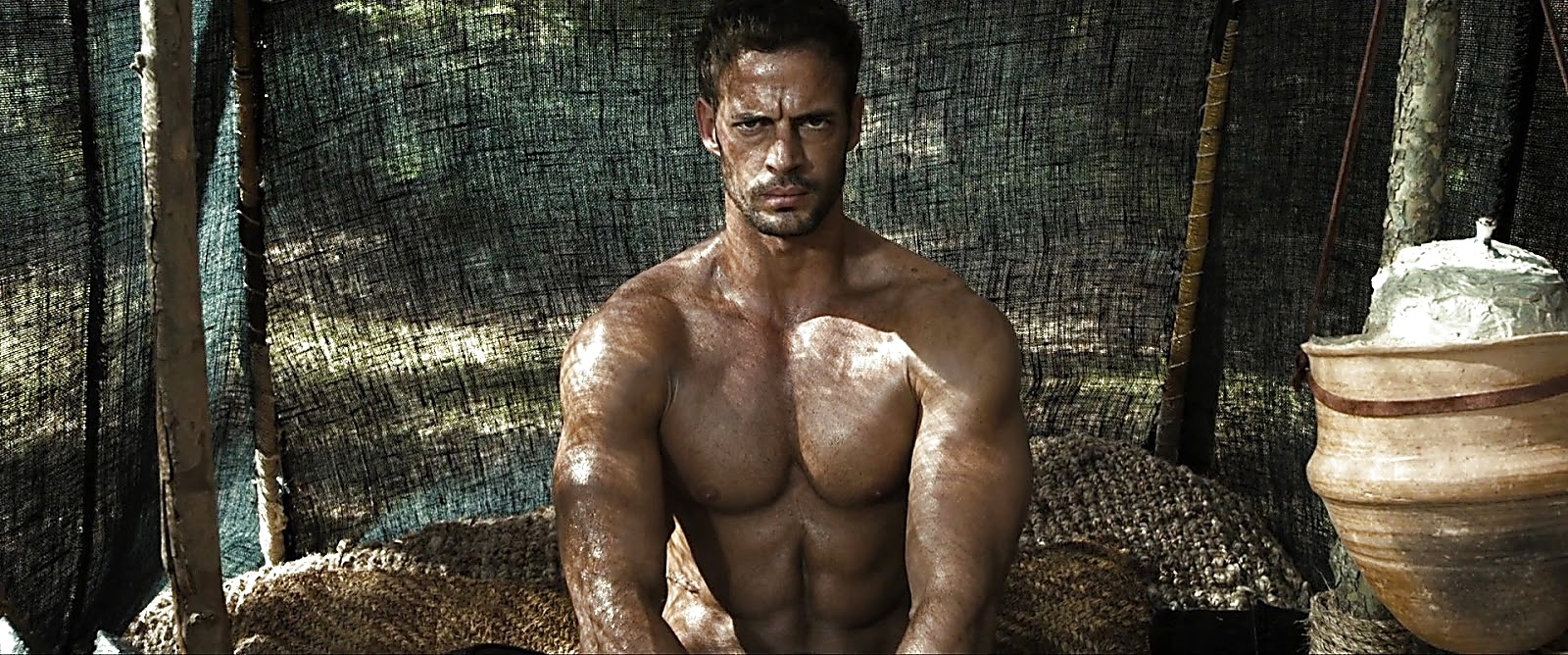 William Levy sexy shirtless scene May 19, 2017, 11am