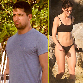 Wilmer Valderrama latest sexy shirtless February 17, 2020, 1am
