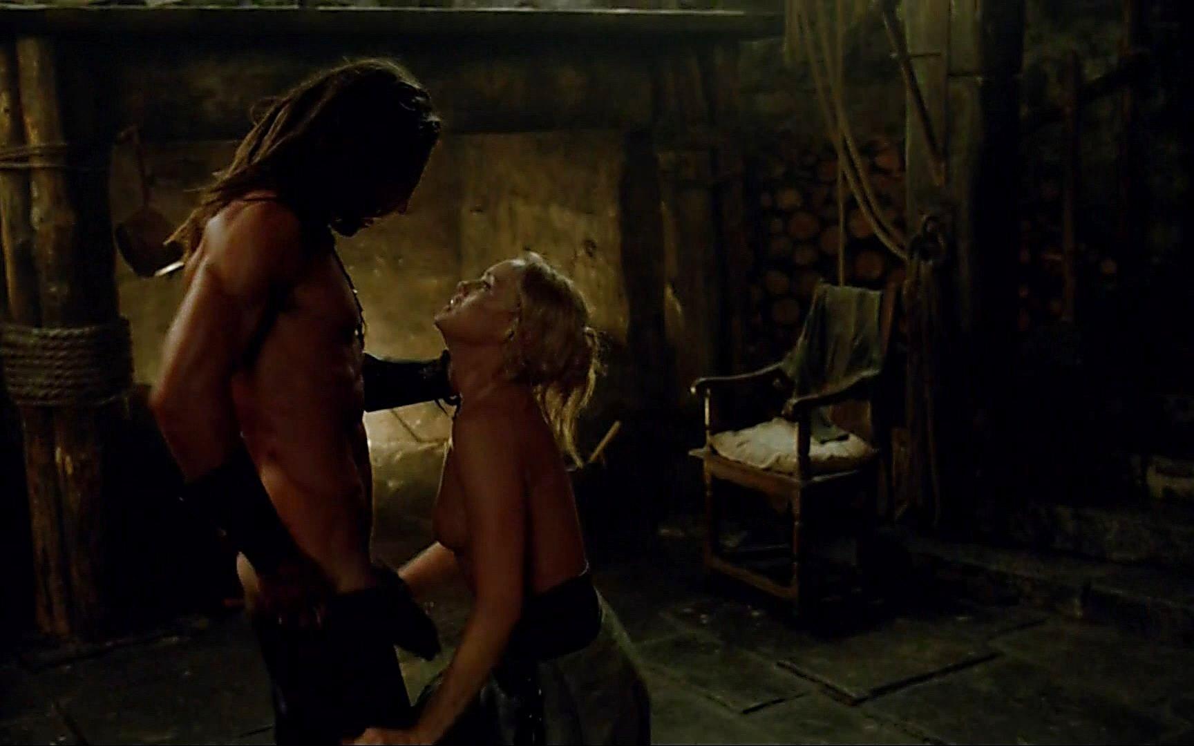 Toby Schmitz sexy shirtless scene February 22, 2015, 8pm