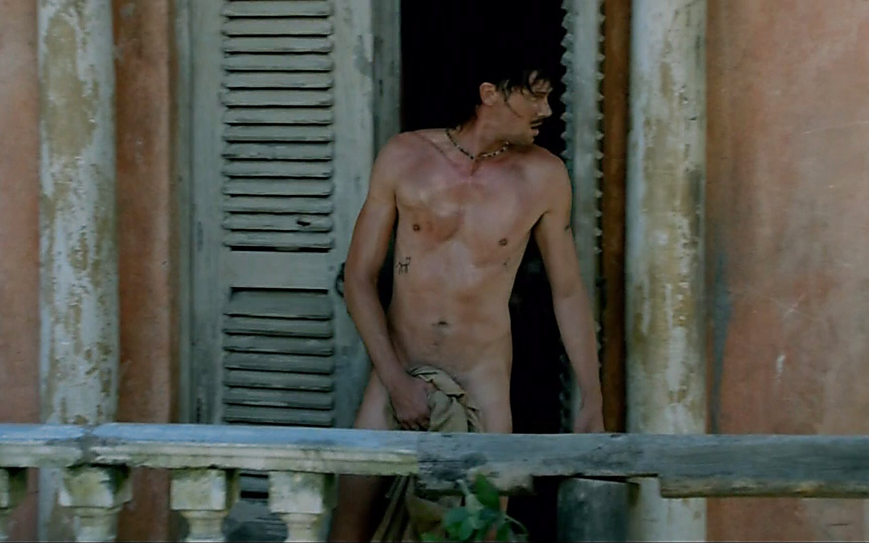 Toby Stephens sexy shirtless scene February 22, 2015, 8pm