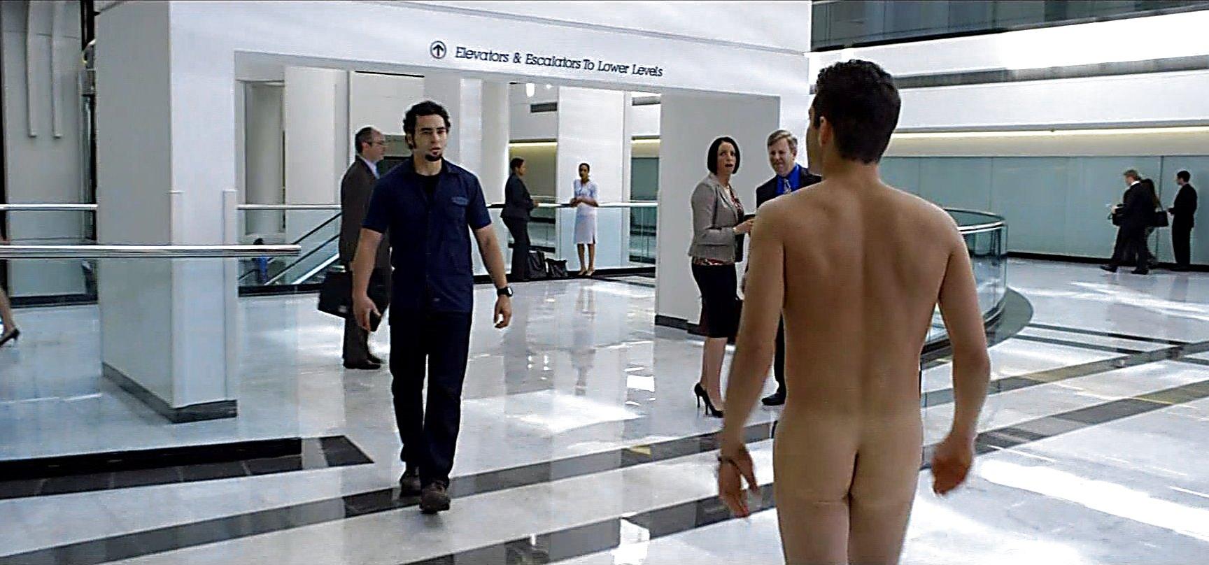 Rami Malek sexy shirtless scene July 11, 2015, 8pm