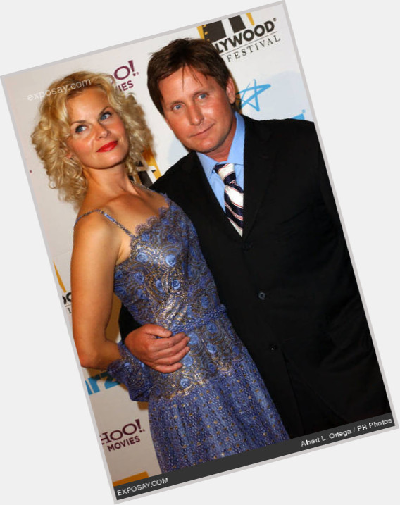 sonja magdevski and emilio estevez 0.jpg