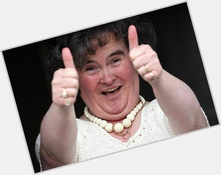 Susan Boyle | Official Site for Woman Crush Wednesday #WCW