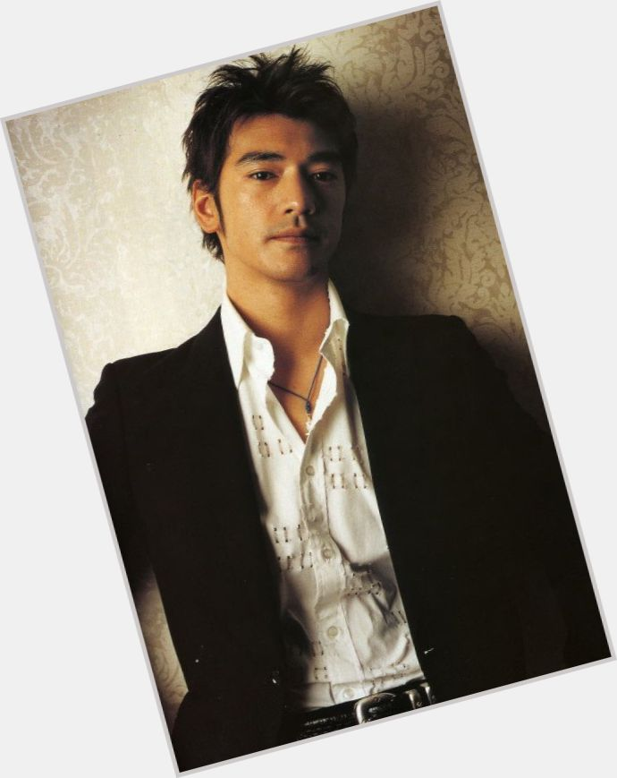 Takeshi Kaneshiro Official Site For Man Crush Monday