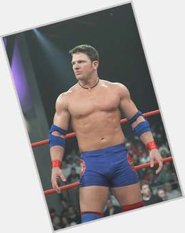 Aj Styles light brown hair & hairstyles Athletic body,