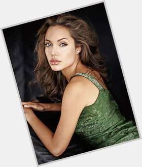 Angelina Jolie dark brown hair & hairstyles Slim body,