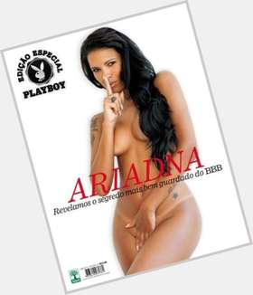 "<a href=""/hot-women/ariadna-arantes/is-she-bi-2014"">Ariadna Arantes</a> Slim body,  black hair & hairstyles"