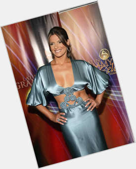 Barbara Bermudo black hair & hairstyles Voluptuous body,