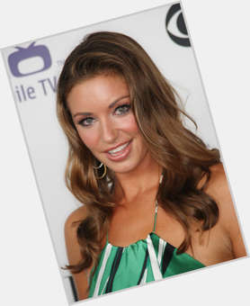 Bianca Kajlich light brown hair & hairstyles Athletic body,