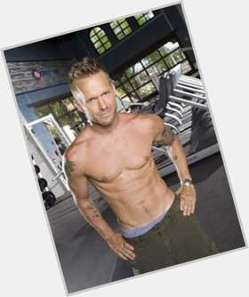 "<a href=""/hot-men/bob-harper/is-he-vegan-married-dating-sick-biggest-loser"">Bob Harper</a> Athletic body,  blonde hair & hairstyles"