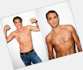 Bobby Cannavale dark brown hair & hairstyles Athletic body,