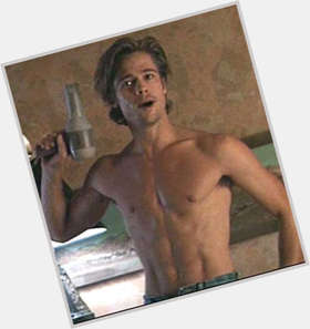 "<a href=""/hot-men/brad-pitt/is-he-married-vegan-thor-12-years-slave"">Brad Pitt</a> Average body,  blonde hair & hairstyles"