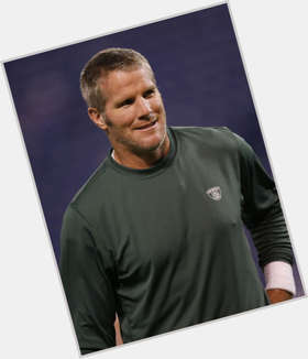 Brett Favre blonde hair & hairstyles Athletic body,