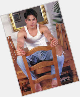 Bryan Dattilo dark brown hair & hairstyles Athletic body,