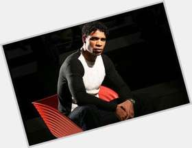 Carlos Acosta dark brown hair & hairstyles Athletic body,