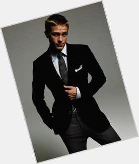 Charlie Hunnam blonde hair & hairstyles Athletic body,
