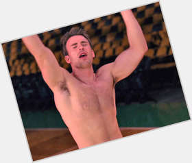 "<a href=""/hot-men/chris-evans/is-he-single-nice-guy-dating-anyone-good"">Chris Evans</a> Athletic body,  light brown hair & hairstyles"