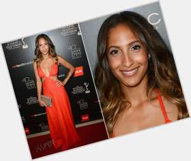 "<a href=""/hot-women/christel-khalil/is-she-leaving-pregnant-married-young-and"">Christel Khalil</a> Slim body,  dark brown hair & hairstyles"