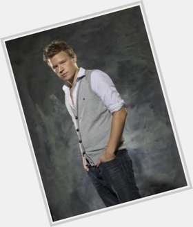 Christopher Egan blonde hair & hairstyles Athletic body,