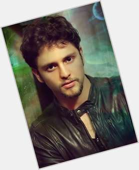 Christopher Von Uckermann dark brown hair & hairstyles Athletic body,