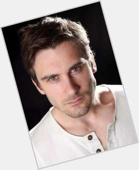 Clive Standen light brown hair & hairstyles Athletic body,