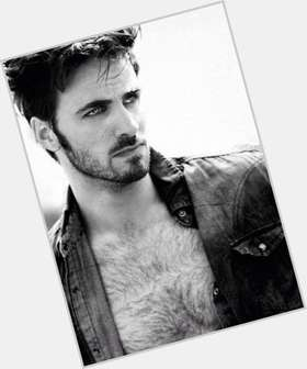 Colin O Donoghue dark brown hair & hairstyles Athletic body,
