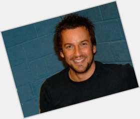 Craig Parker dark brown hair & hairstyles Athletic body,
