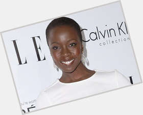 Danai Gurira black hair & hairstyles Athletic body,