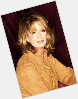 Deidre Hall dyed blonde hair & hairstyles Voluptuous body,
