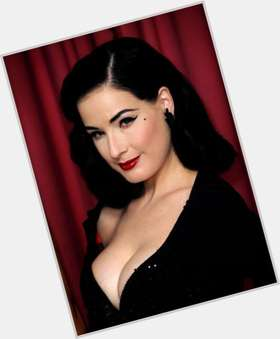 "<a href=""/hot-women/dita-von-teese/is-she-vegan-man-feminist-married-marilyn-manson"">Dita Von Teese</a> Voluptuous body,  dyed black hair & hairstyles"