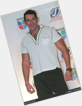 Eduardo Santamarina dark brown hair & hairstyles Athletic body,