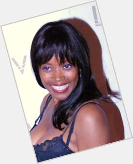 Erika Alexander black hair & hairstyles Athletic body,