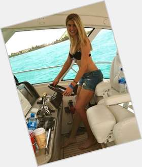 Eugenie Bouchard blonde hair & hairstyles Athletic body,