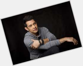 Gary Valenciano dark brown hair & hairstyles Athletic body,
