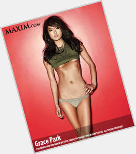 "<a href=""/hot-women/grace-park/is-she-pregnant-leaving-hawaii-five-o-0"">Grace Park</a> Slim body,  black hair & hairstyles"