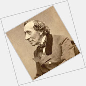 "<a href=""/hot-men/hans-christian-andersen-writer/news-photos"">Hans Christian Andersen</a> Average body,  dark brown hair & hairstyles"