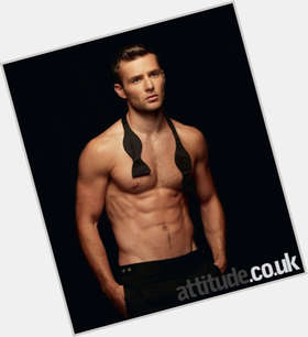 Harry Judd dark brown hair & hairstyles Athletic body,