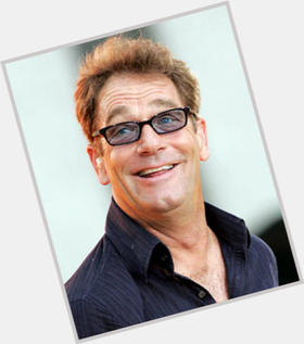 Huey Lewis light brown hair & hairstyles Athletic body,