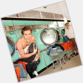 Hugh Sheridan blonde hair & hairstyles Athletic body,