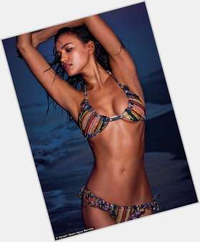 "<a href=""/hot-women/irina-shayk/is-she-pregnant-dating-cristiano-ronaldo-married-black"">Irina Shayk</a> Slim body,  light brown hair & hairstyles"