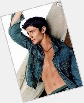 James Lafferty dark brown hair & hairstyles Athletic body,
