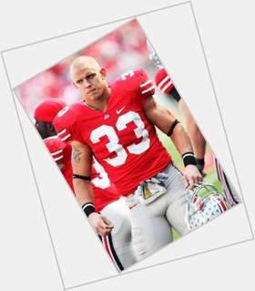 "<a href=""/hot-men/james-laurinaitis/news-photos"">James Laurinaitis</a> Athletic body,  bald hair & hairstyles"